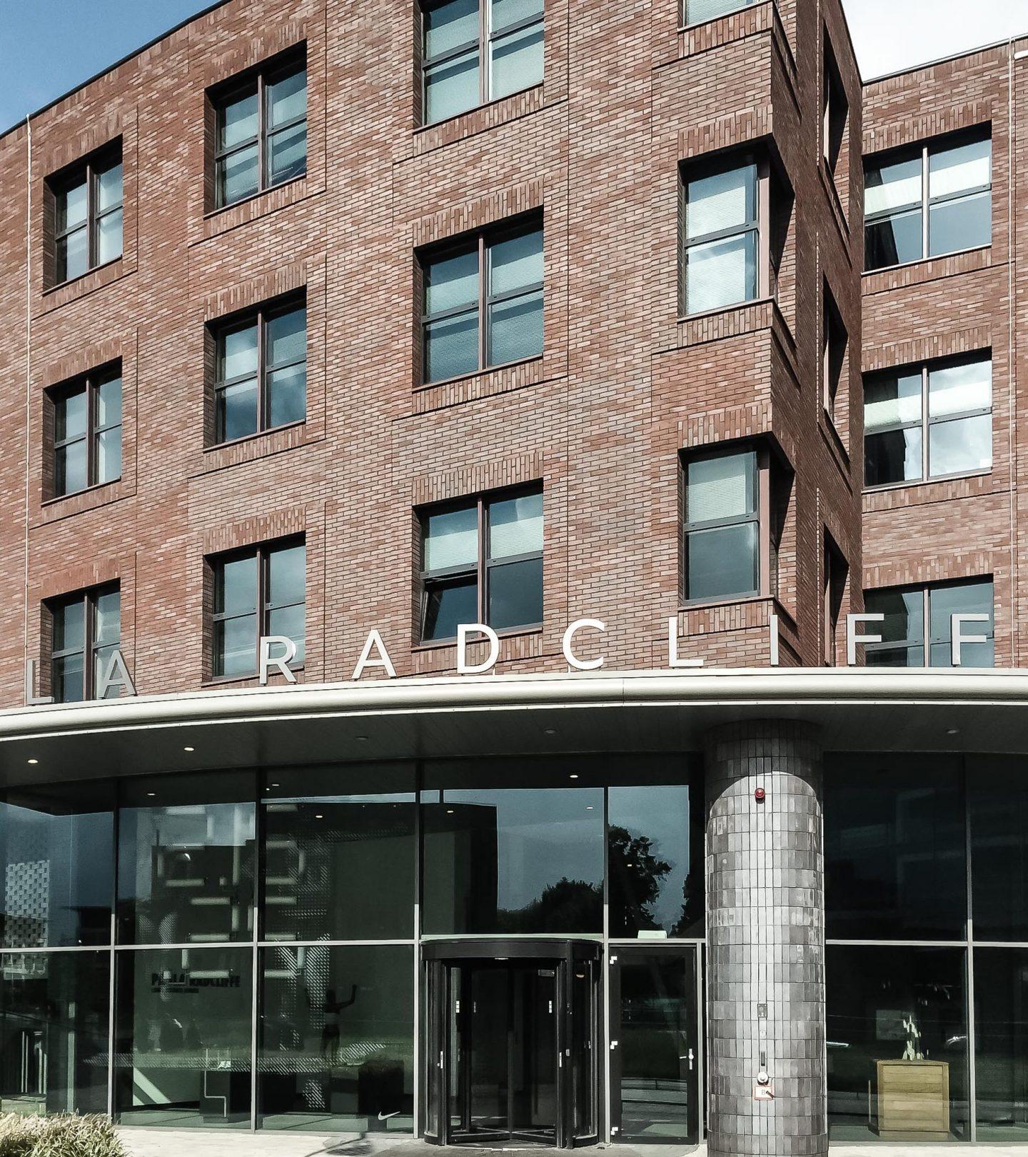 Arena Hilversum - Außenansicht Eingang