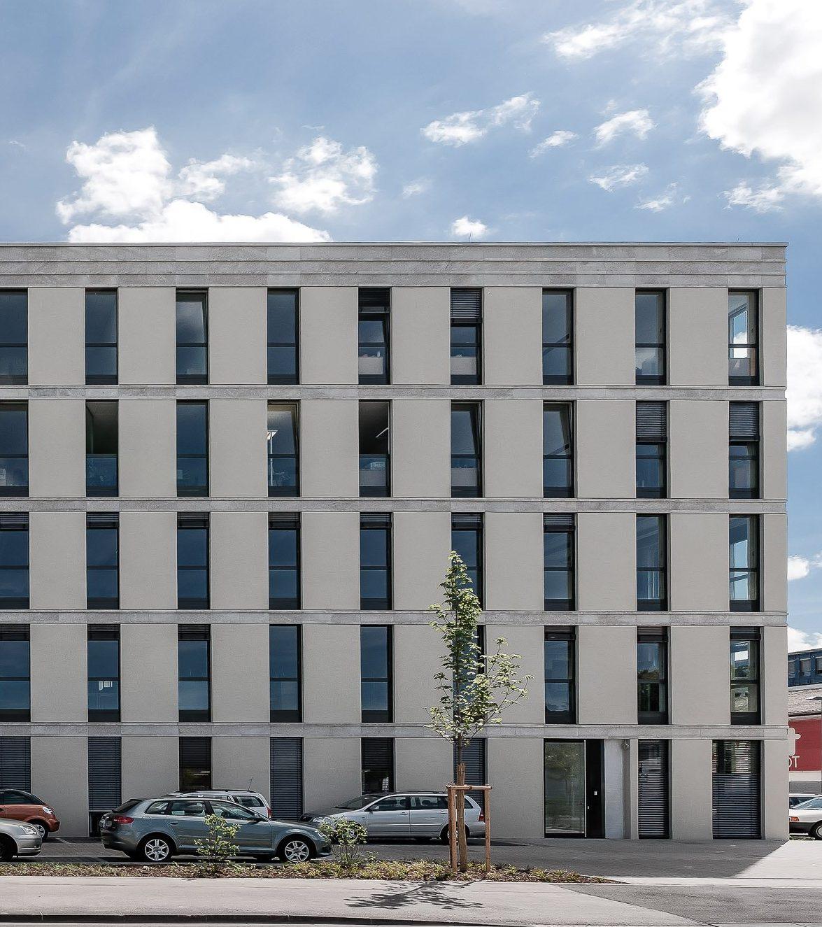 Beschaffungsamt Bonn - Außenansicht Teilgebäude