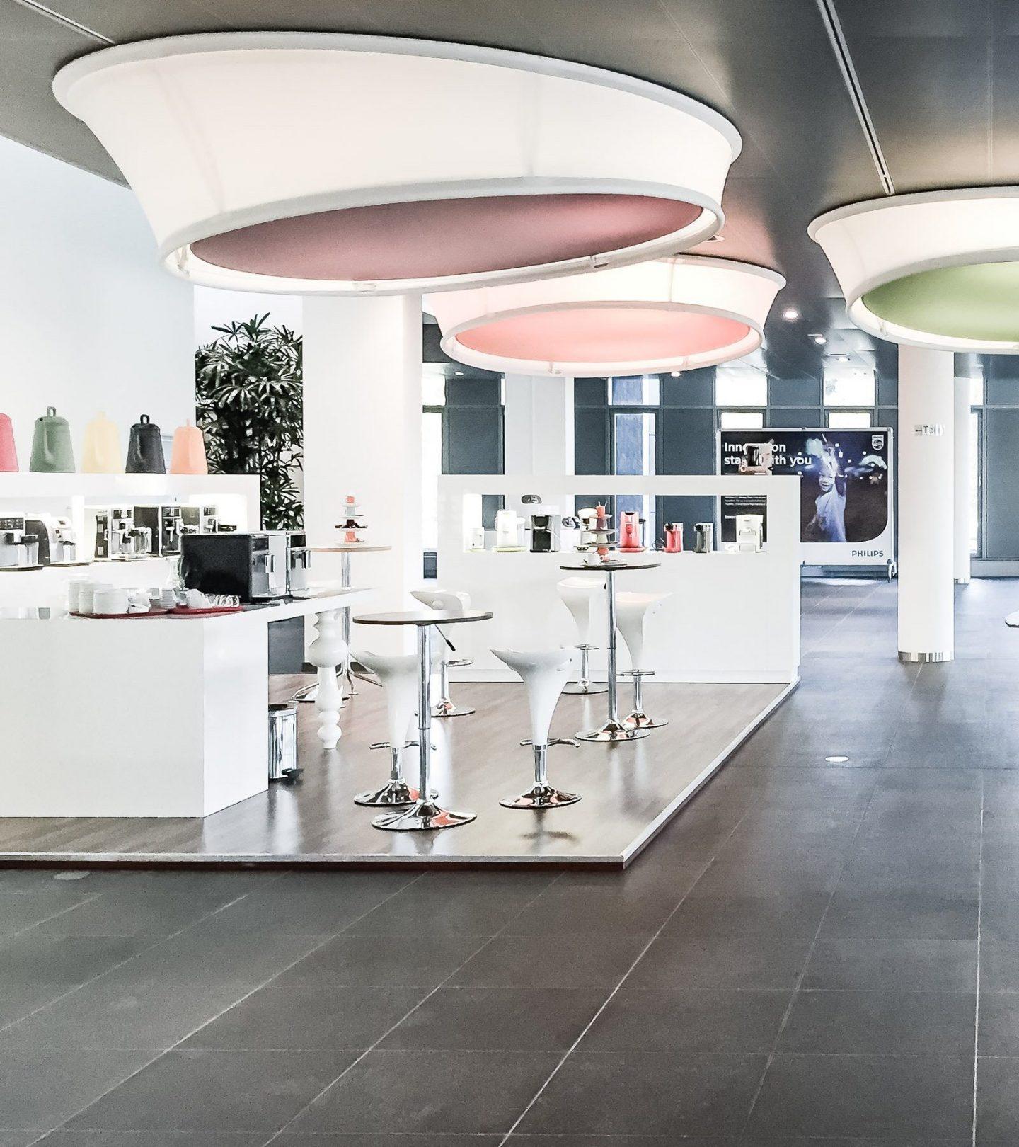 Boschdijk Eindhoven - Innenansicht