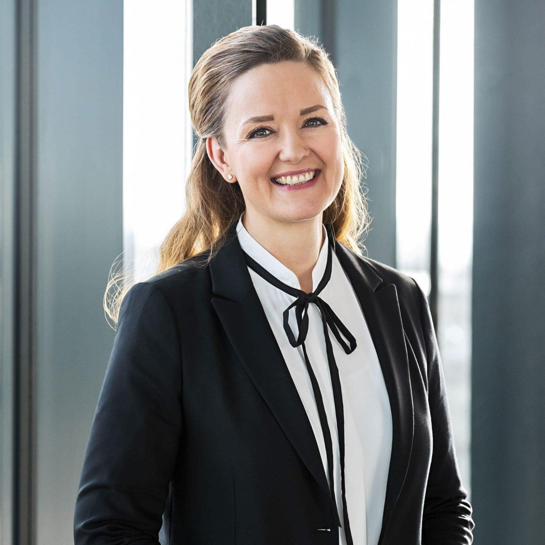 Stephanie Brumberg, Geschäftsführerin der Paribus Treuhand Dienstleistung und der Paribus Trust