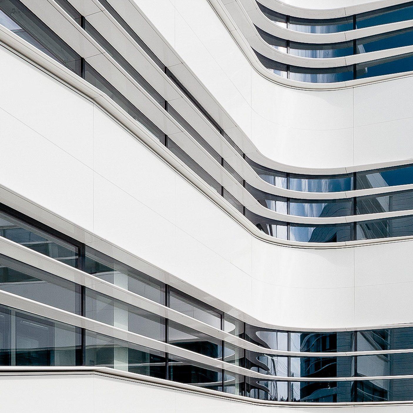 BSH Verwaltungs- und Forschungszentrum Berlin - Detailaufnahme Fassade