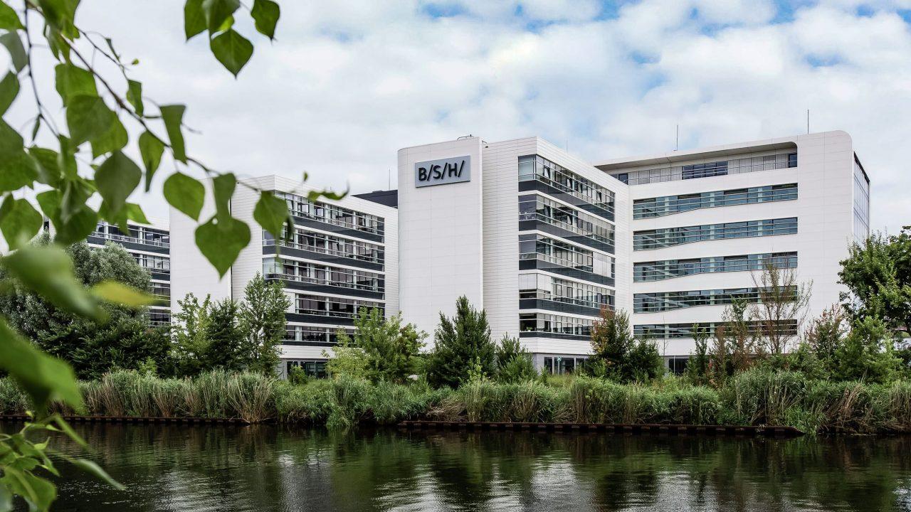 BSH Verwaltungs- und Forschungszentrum Berlin - Außenansicht