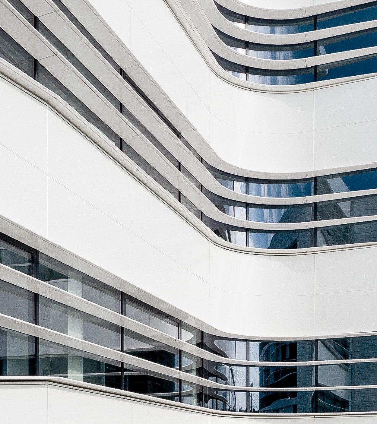 BSH Verwaltungs- und Forschungszentrum Berlin - Fassade
