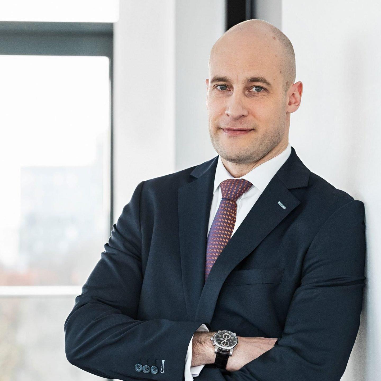 Markus Eschner, Geschäftsführer der Paribus Kapitalverwaltungsgesellschaft