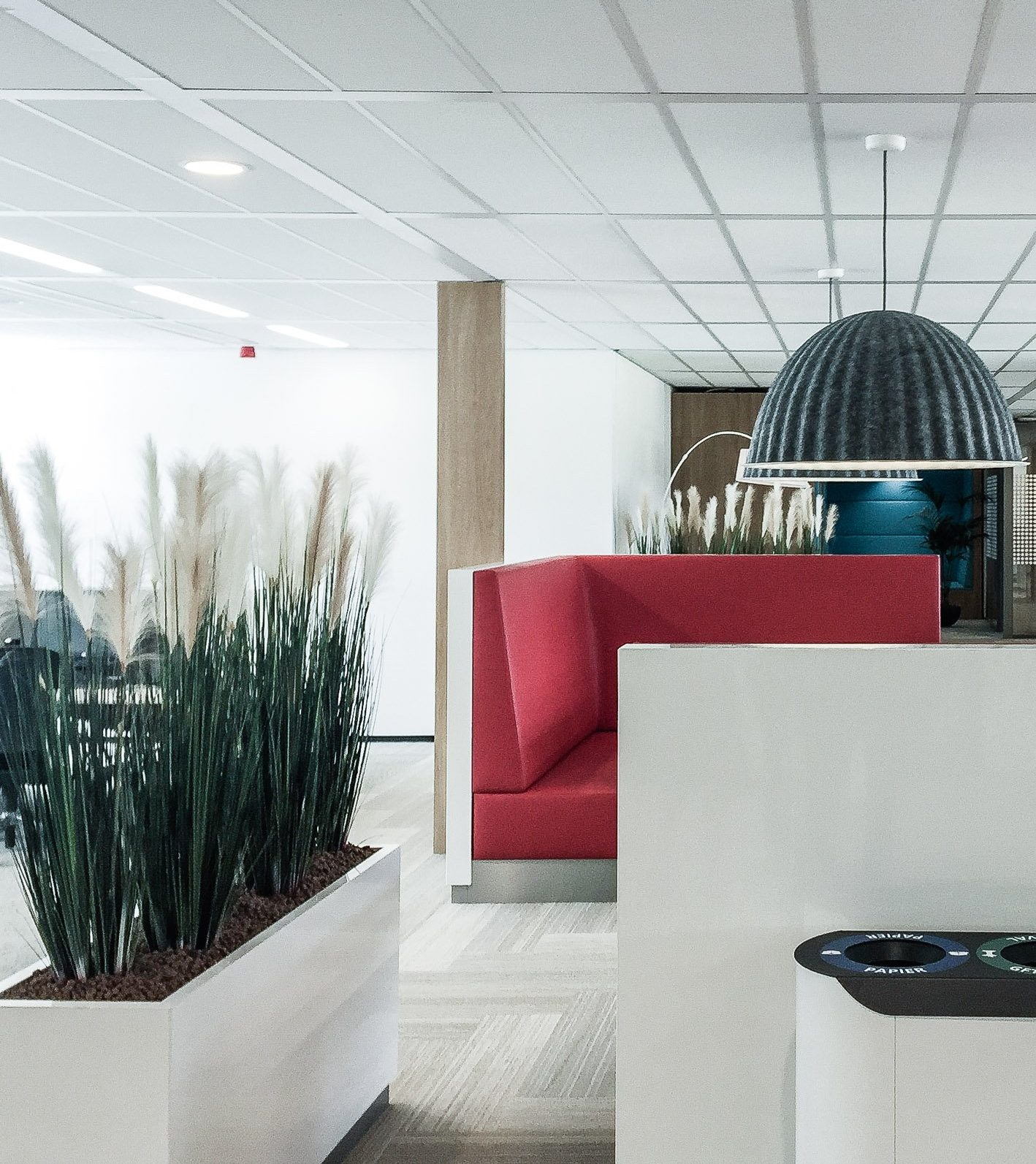 Hanzelaan Zwolle - Innenansicht Aufenthaltsbereich