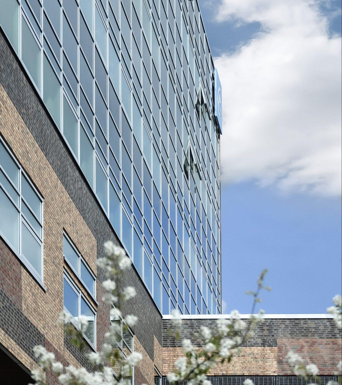 Hanzelaan Zwolle - Außenansicht Fassade