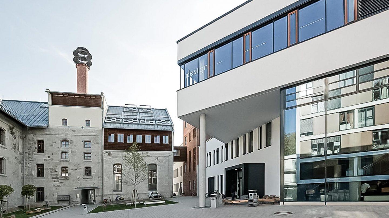 Hochschule Coburg - Außenansicht
