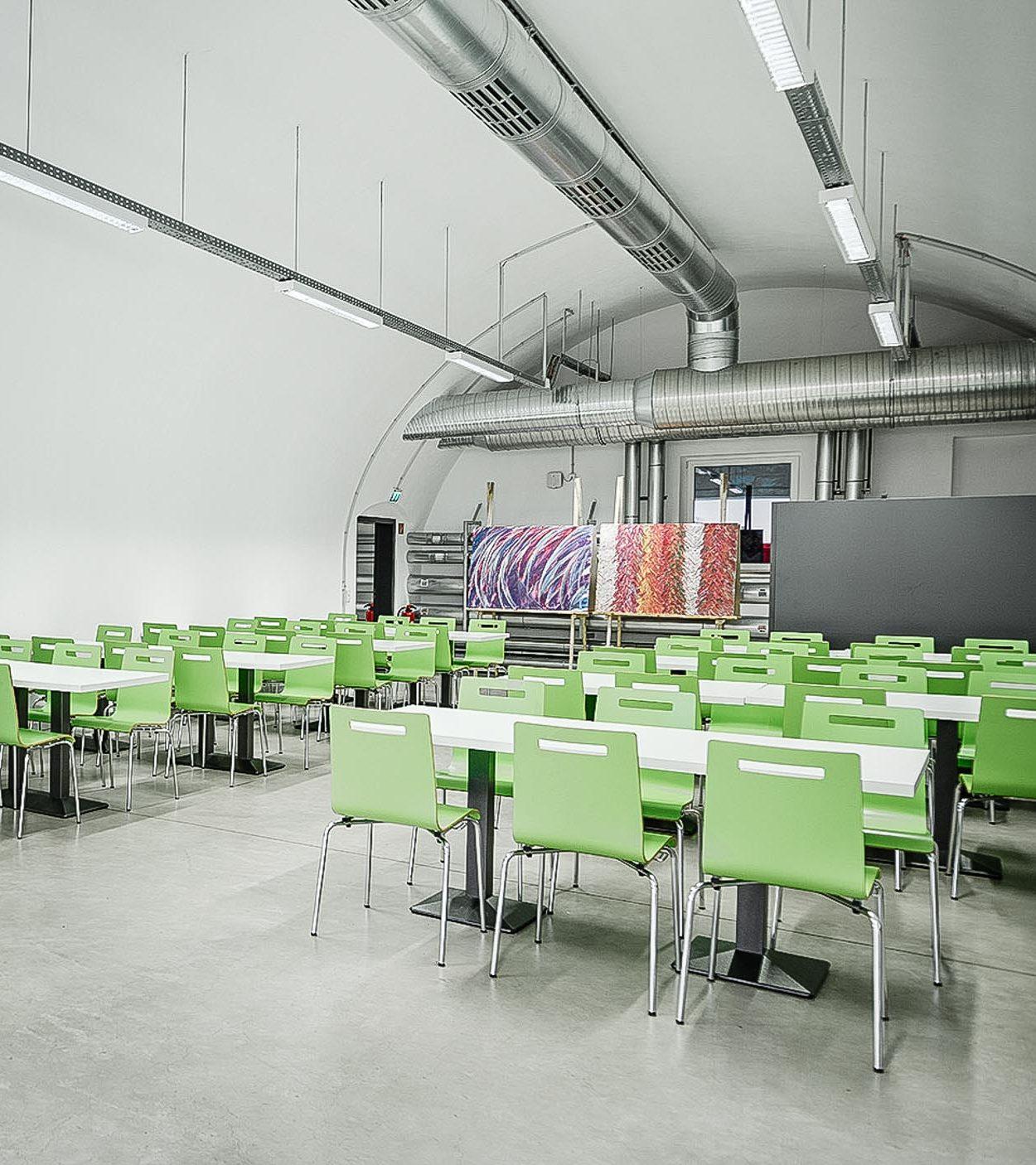 Hochschule Coburg - Mensa