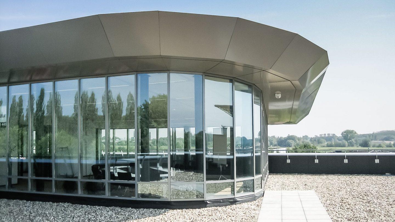 Holland 64 - Besprechungsraum von außen Meander 651 Arnheim