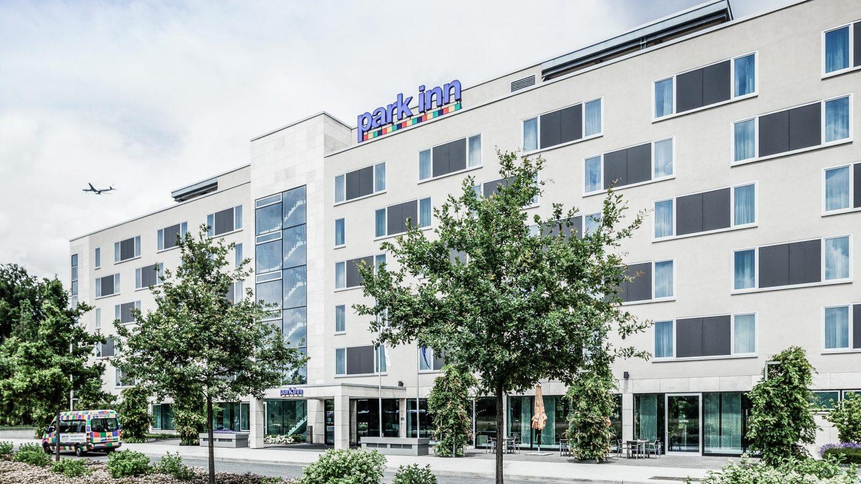 Hotel Park Inn Frankfurt am Main - Außenansicht
