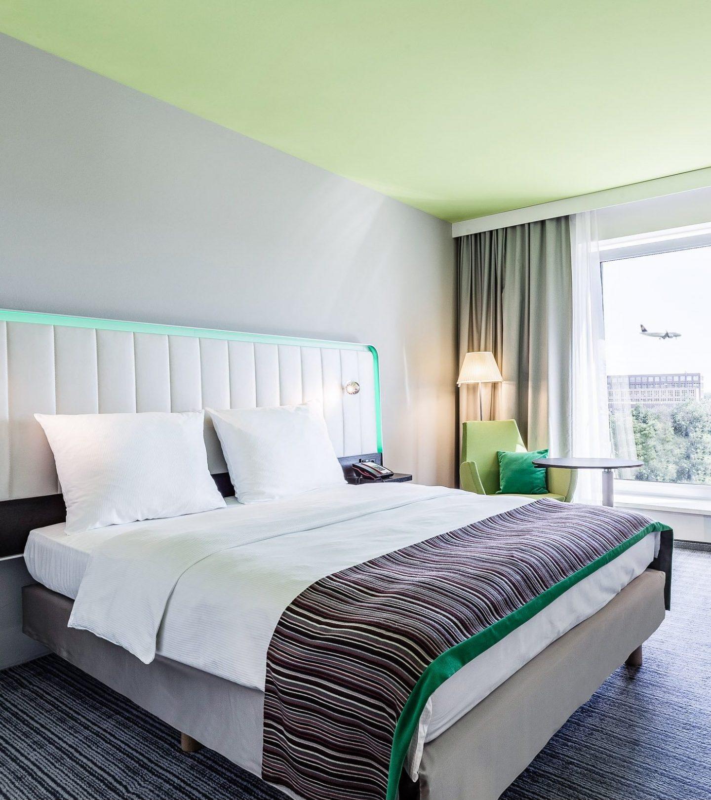 Hotel Park Inn Frankfurt am Main - Innenansicht Hotelzimmer