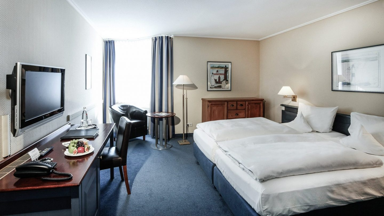 Hotel Windrose Sylt - Hotelzimmer