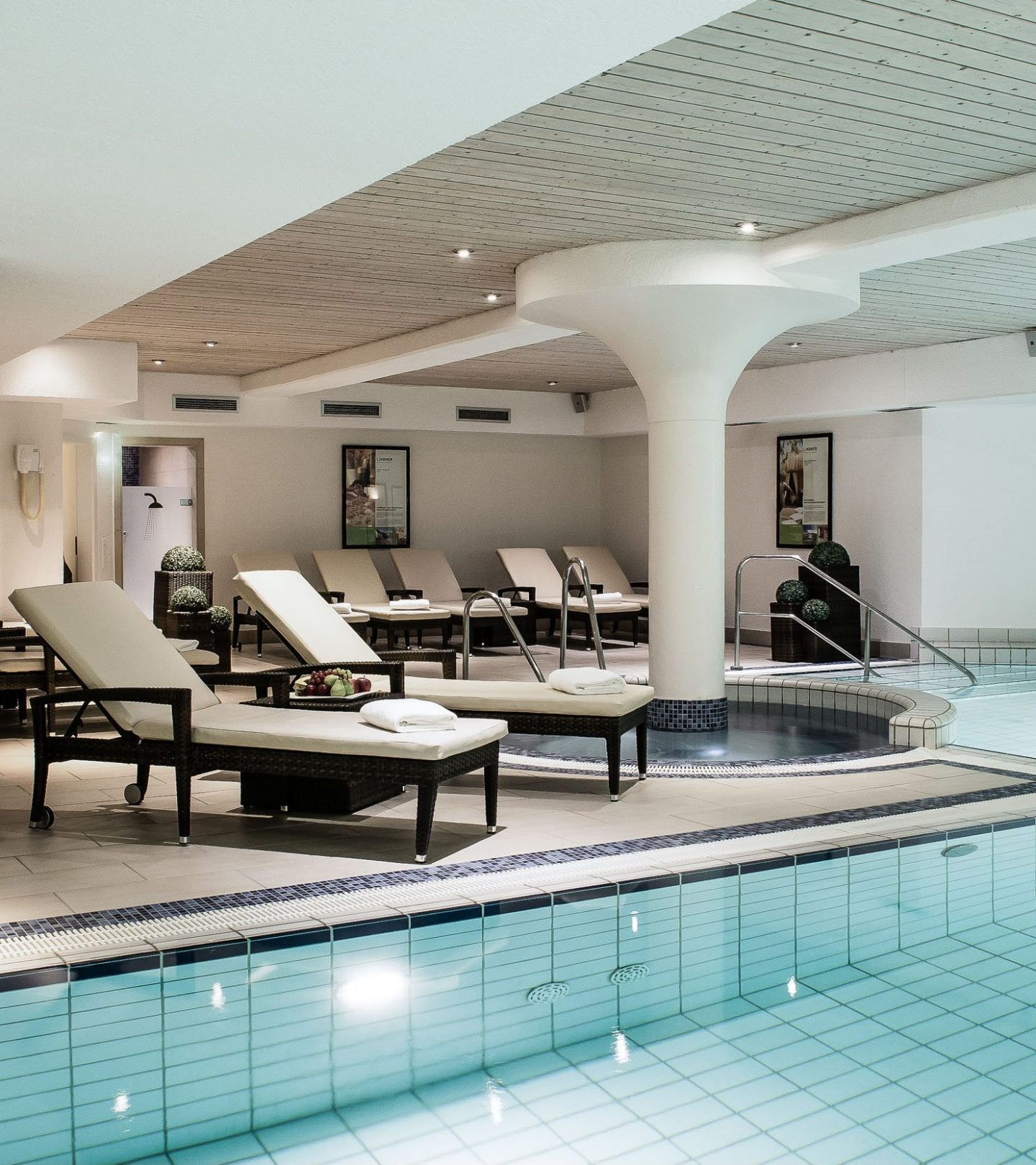 Hotel Windrose Sylt - Poolbereich