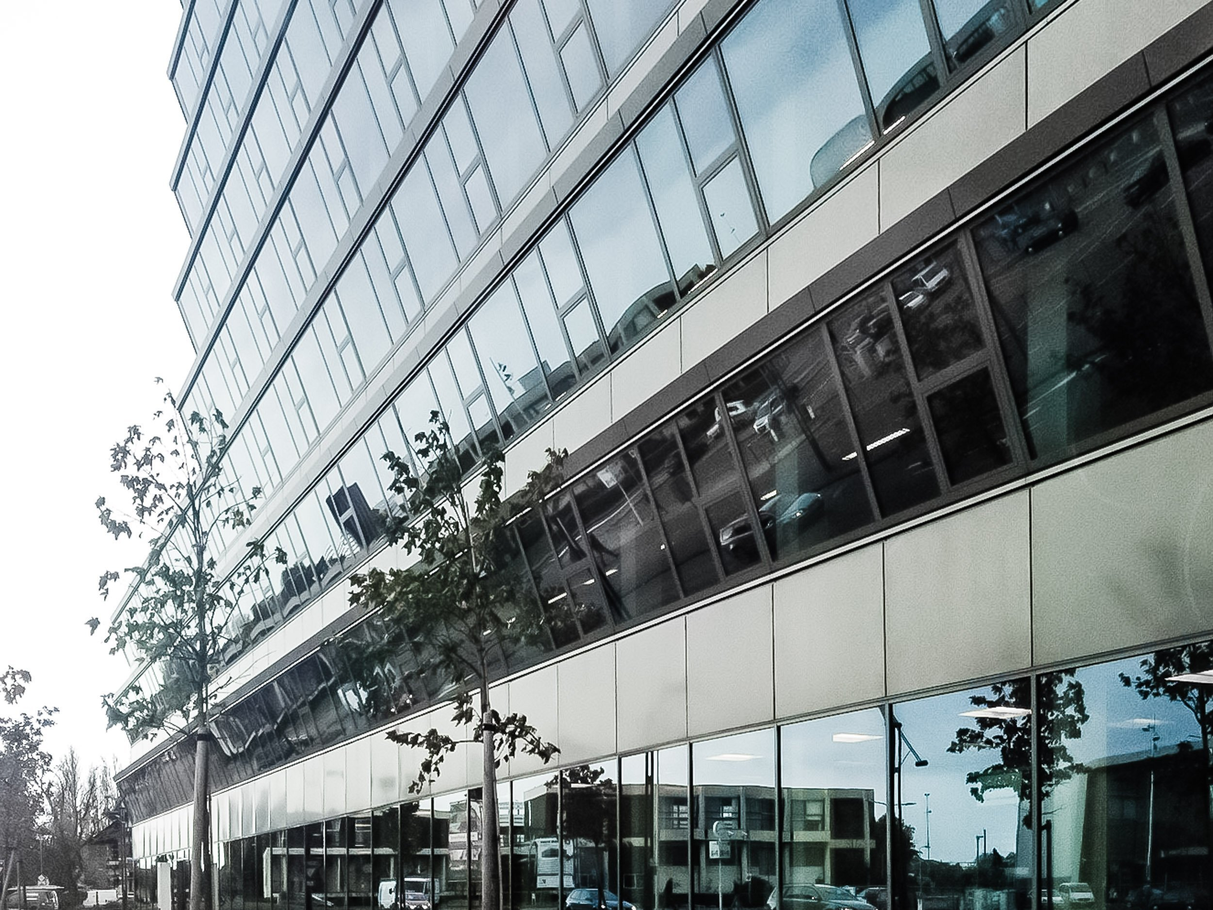 Industrieplein Hengelo - Außenansicht