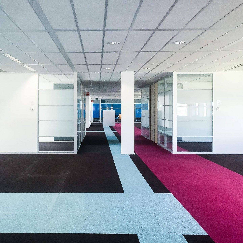 Koggelaan Zwolle - Innenansicht Büroräume