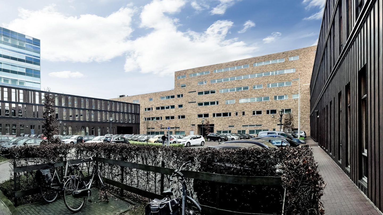 Koggelaan Zwolle - Innenhof