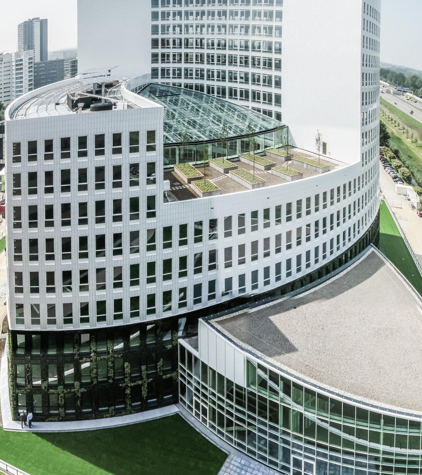 Marten Meesweg Rotterdam Außenansicht