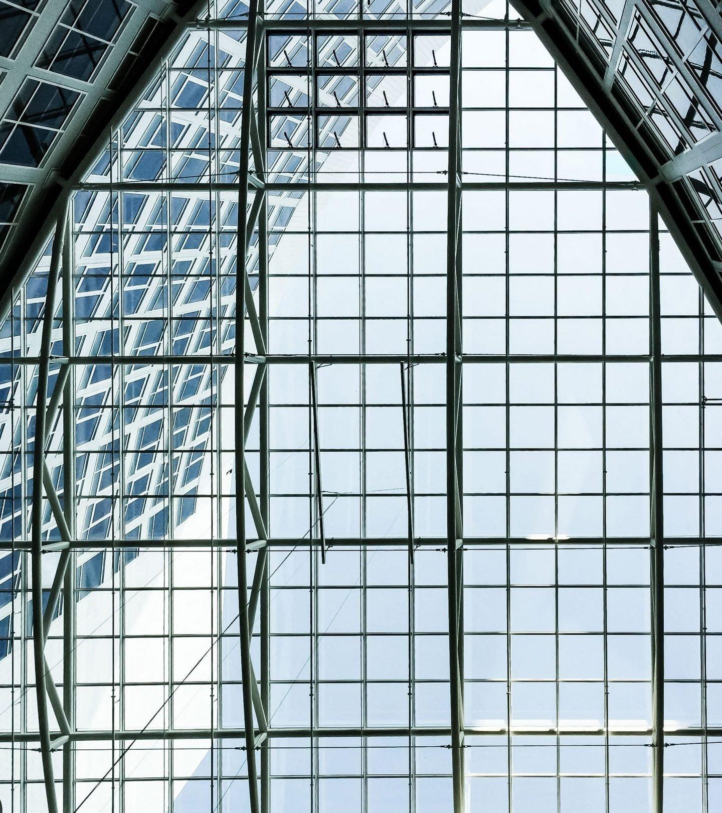 Marten Meesweg Rotterdam - Glasdach