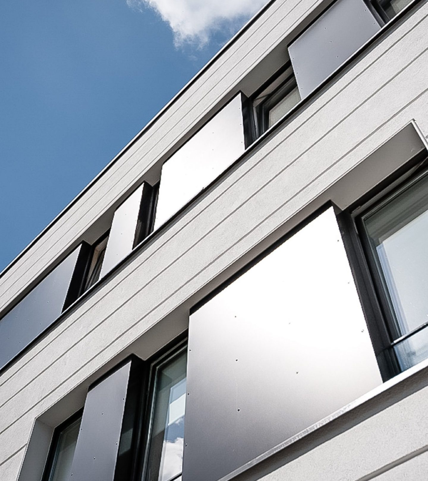 Paribus Property Portfolio - Fassade Goßlers Park Hamburg