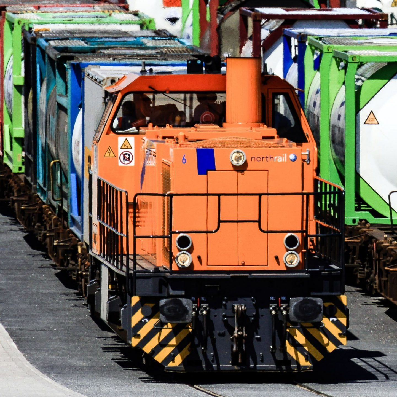 Paribus Rail Portfolio I - northrail-Lokomotive