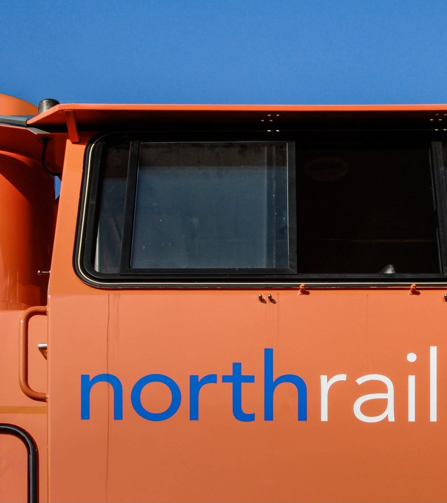 Paribus Rail Portfolio I - Fahrerhaus einer northrail-Lokomotive