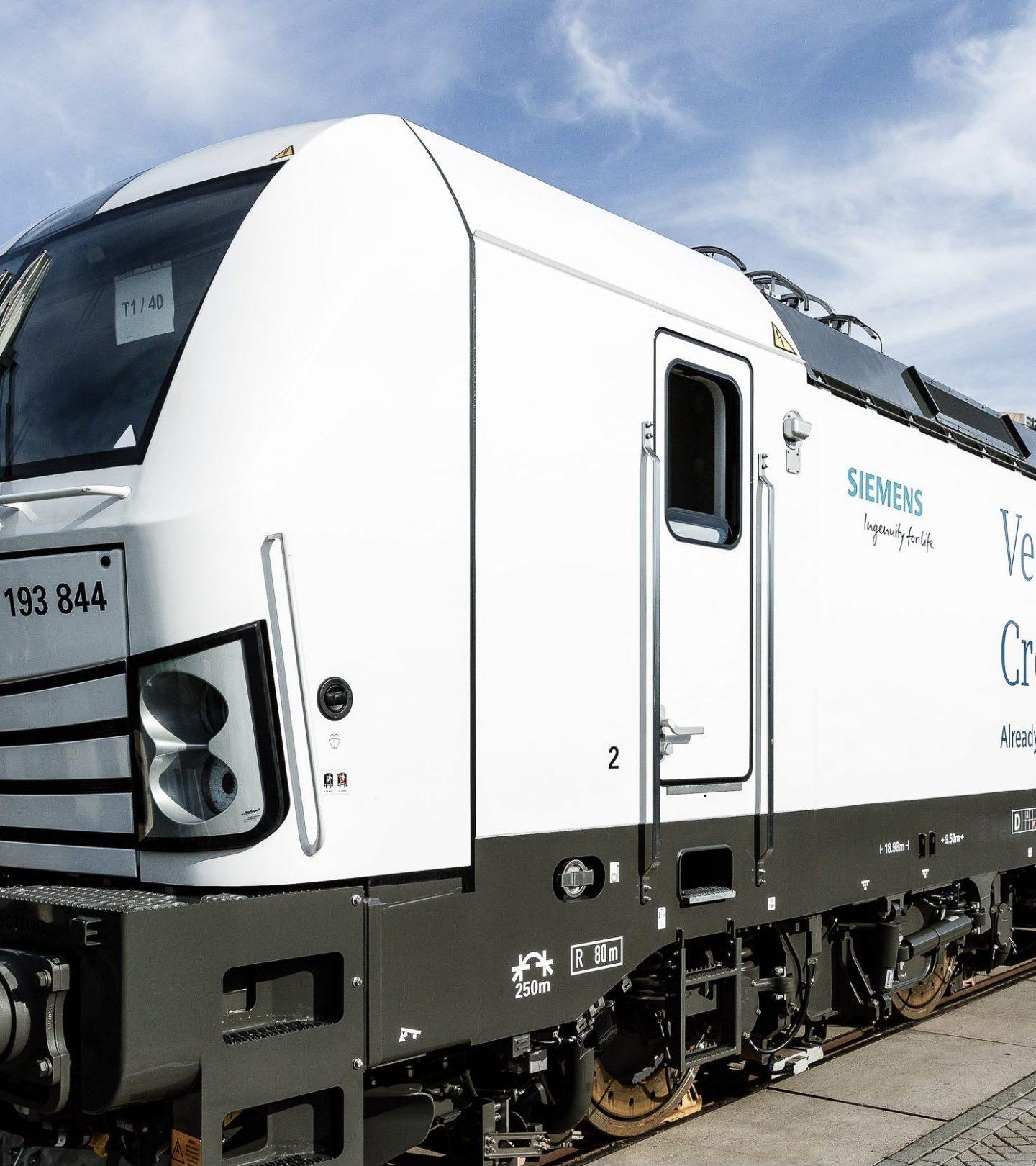 Paribus Rail Portfolio III - Siemens Vectron