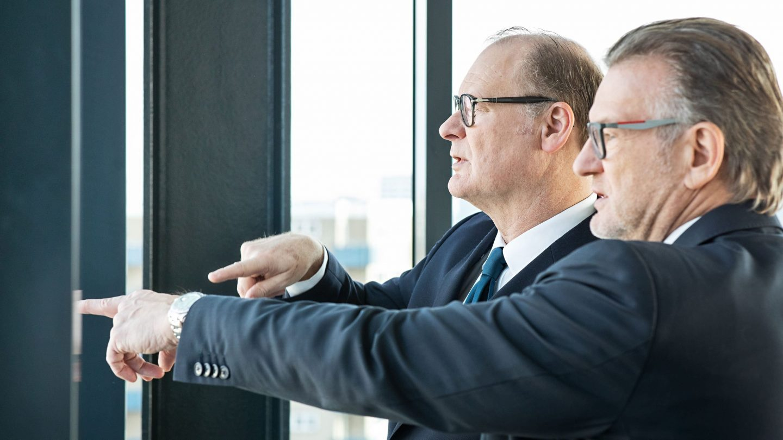 Geschäftsleitung der Paribus Immobilien Assetmanagement GmbH