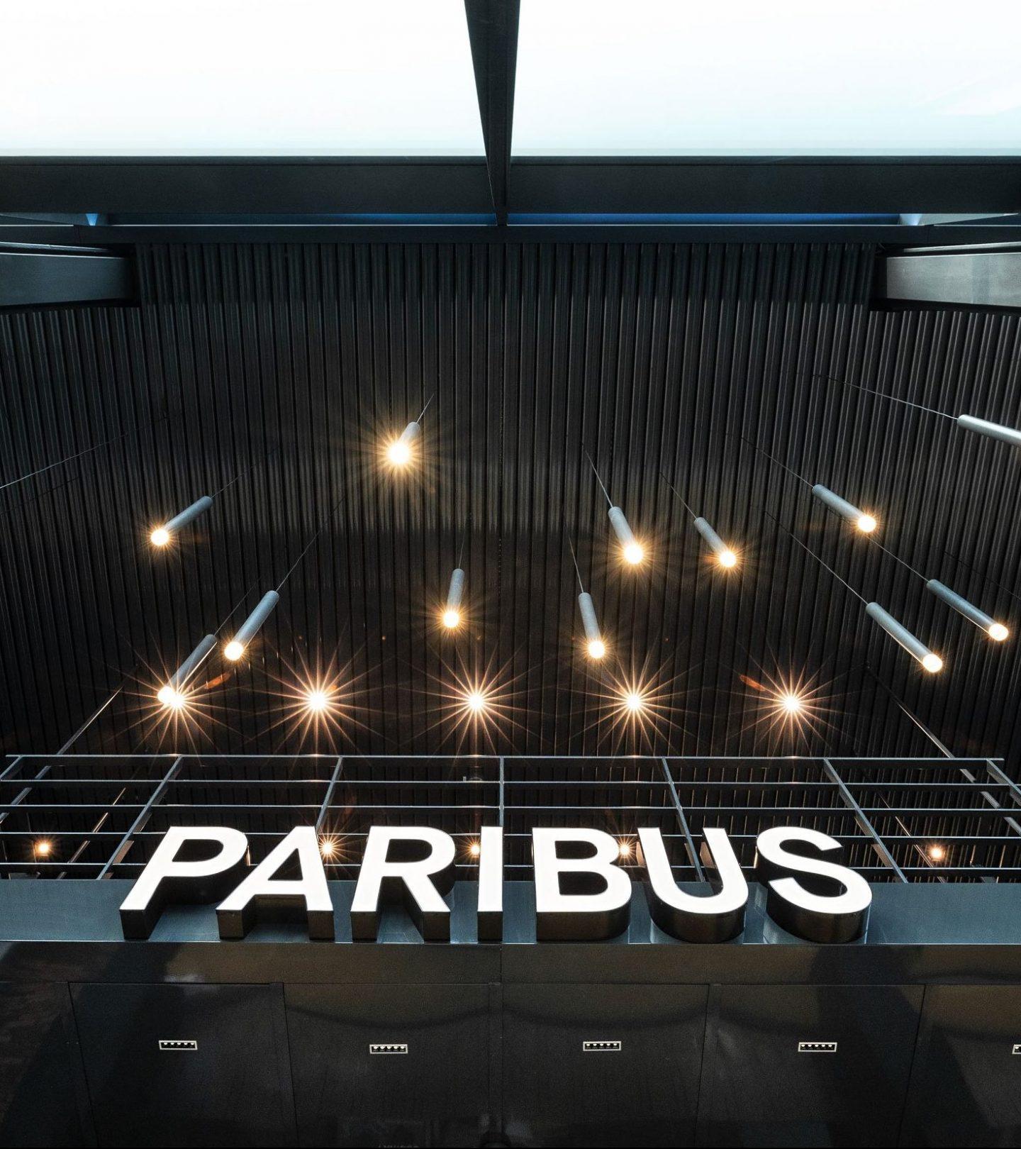 Paribus-Empfangsbereich