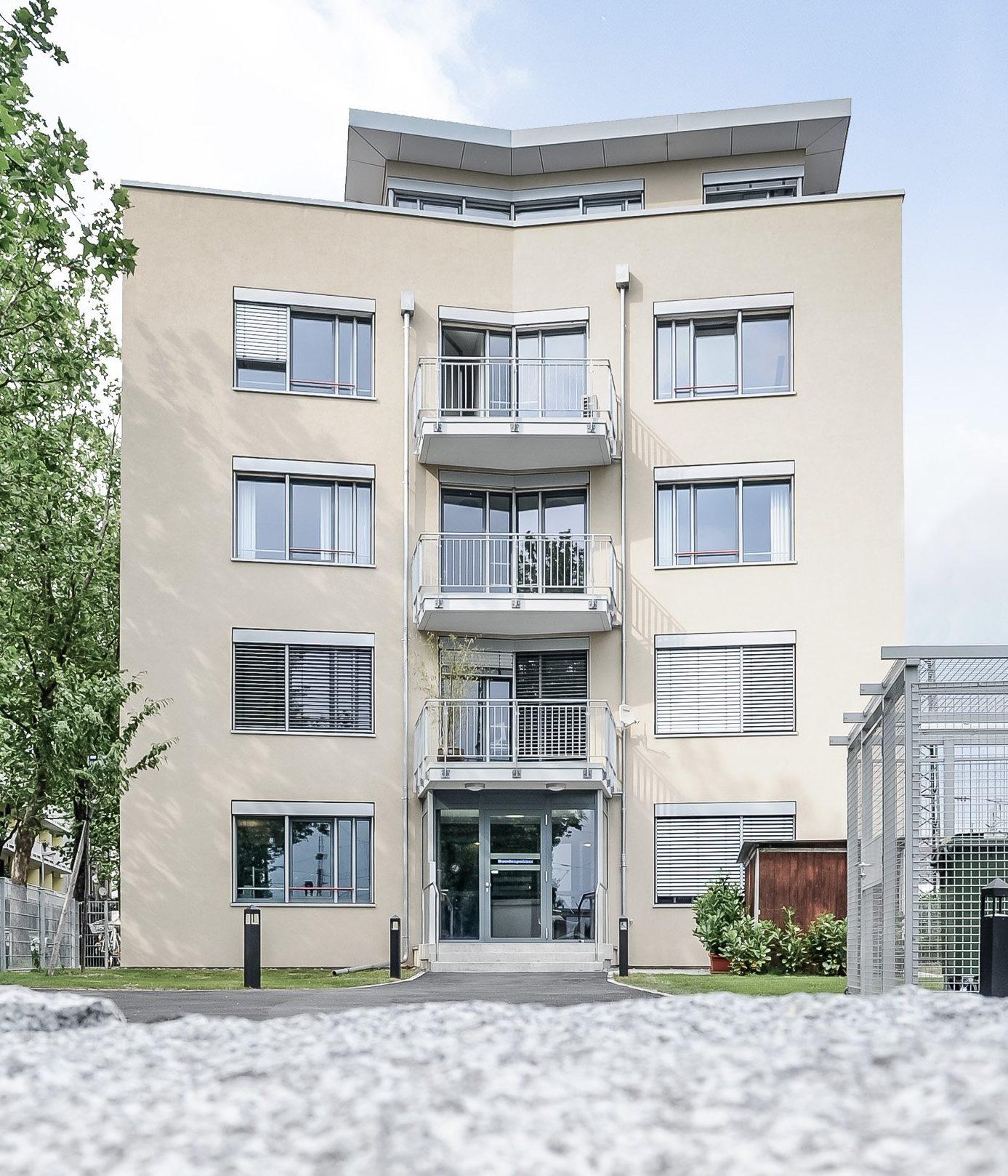 Regionalfonds Baden-Württemberg - Außenansicht Wentzinger Hof