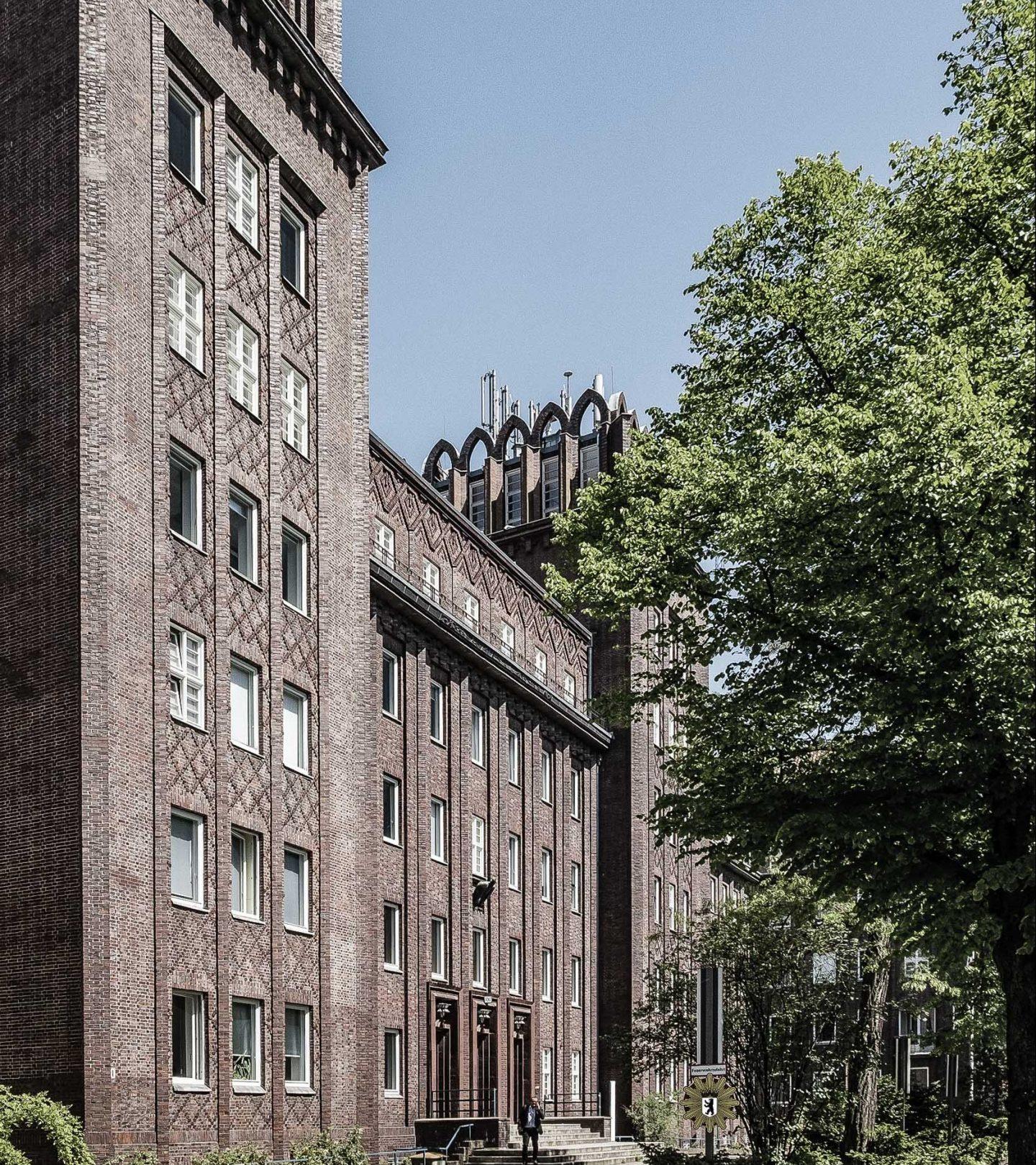 Ringbahnstraße Berlin - Außenansicht Gebäude