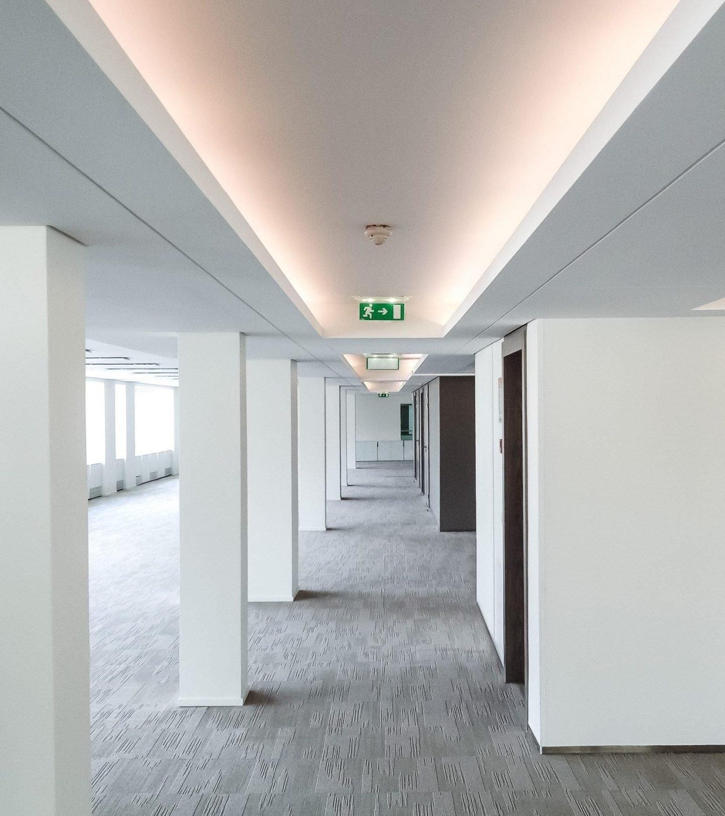 Rue Ybry Paris - Innenansicht Büroräume