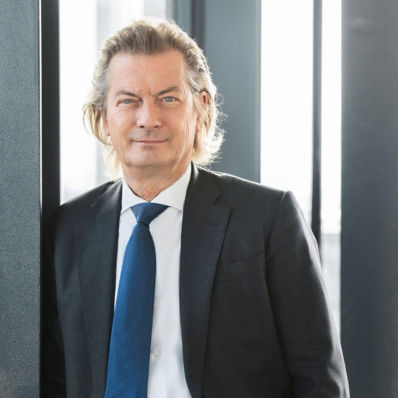 Dr. Christopher Schroeder, Geschäftsführender Gesellschafter der Paribus Holding