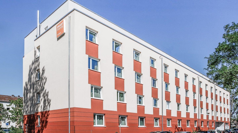 SMARTments Darmstadt - Außenansicht