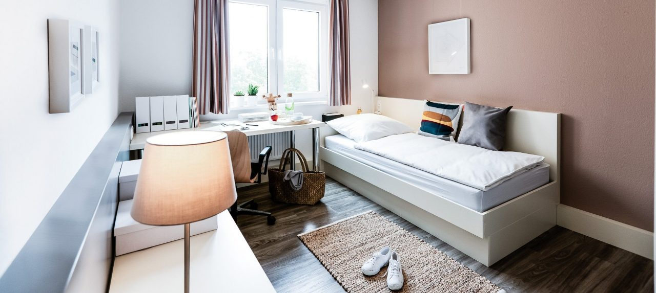 SMARTments Darmstadt - Wohnraum