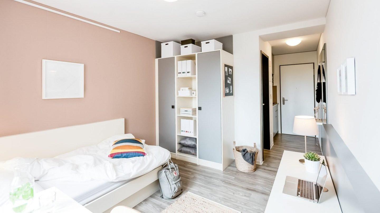 SMARTments Mainz - Innenansicht Wohnraum
