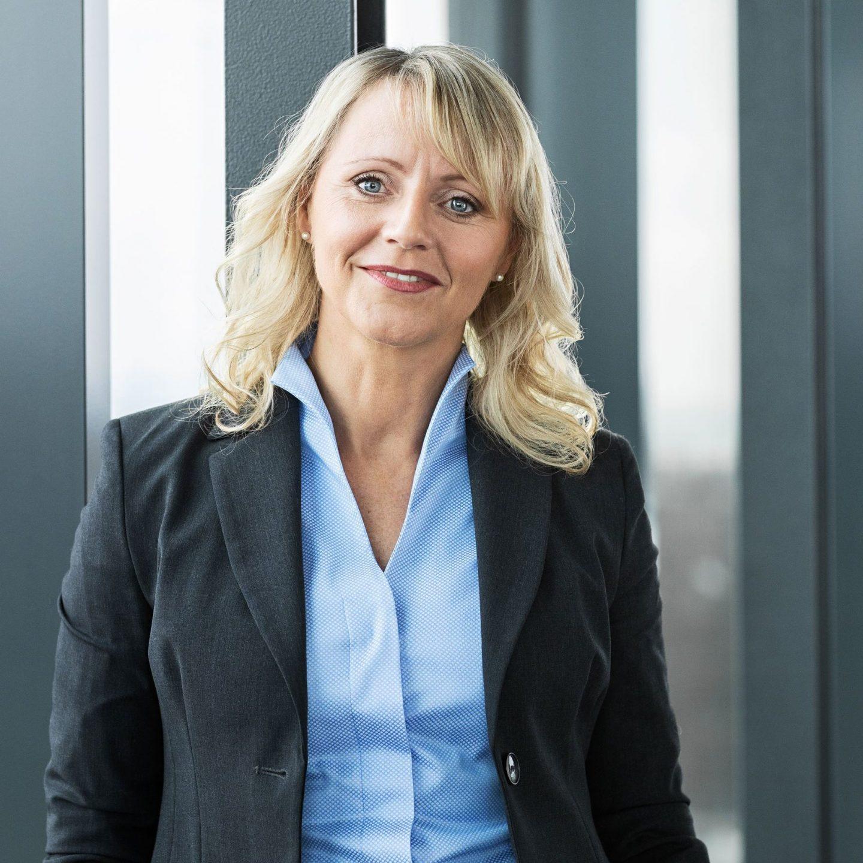 Daniela Sprengel, Ansprechpartnerin für Personal