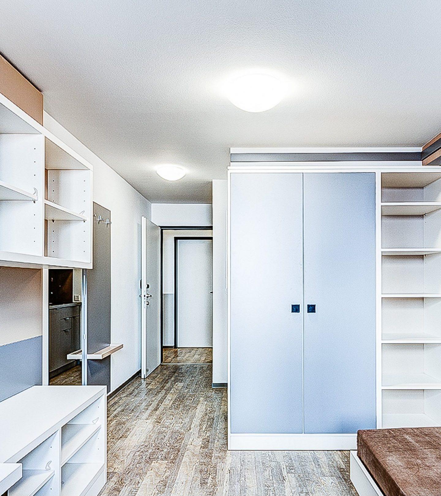 Studieren Wohnen - Wohnraum