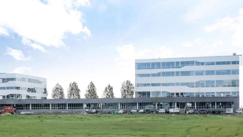 Taurusavenue/Scorpius Hoofddorp - Außenansicht gesamtes Gebäude
