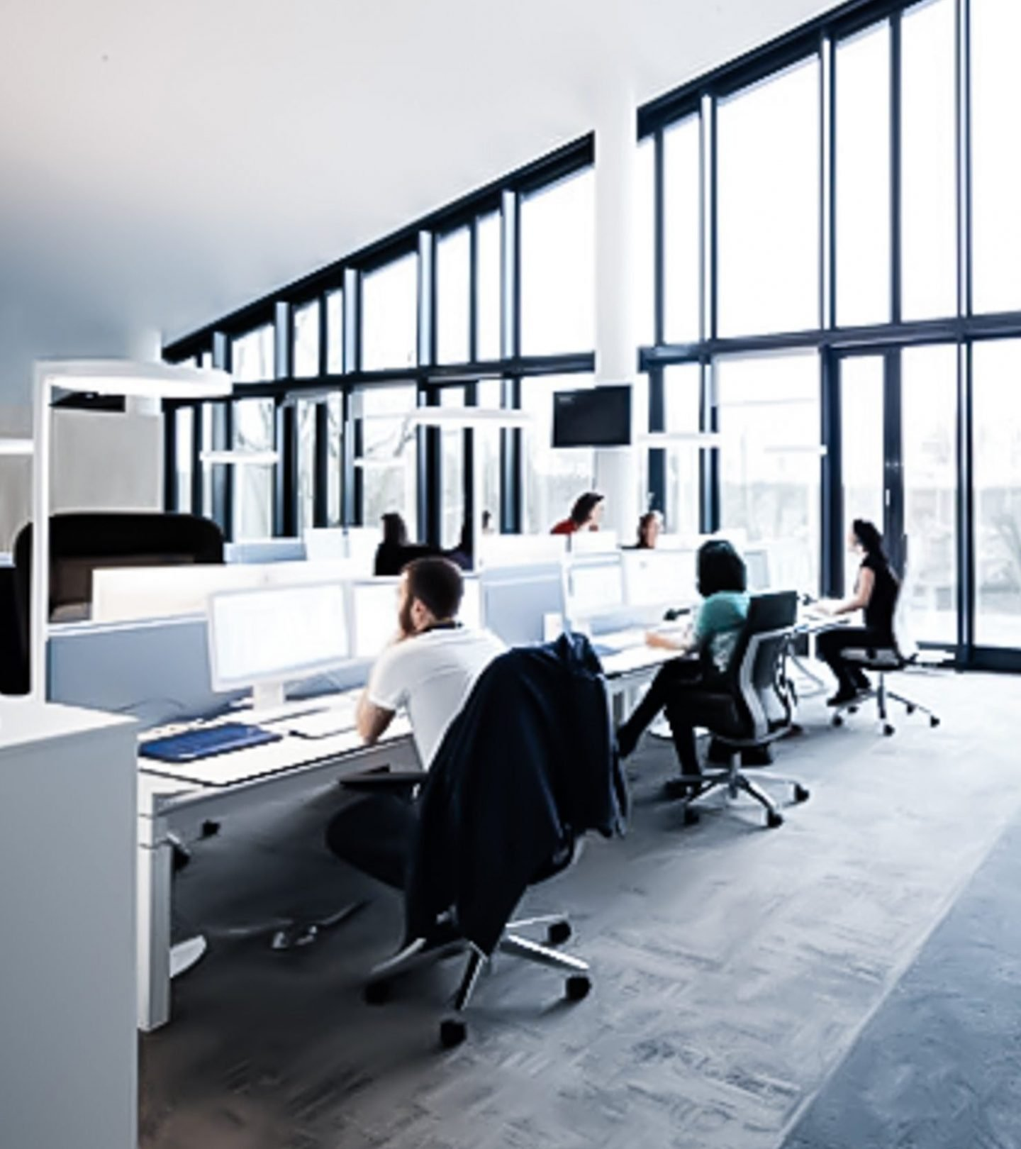 TeamBank Unternehmenszentrale Nürnberg - Büro