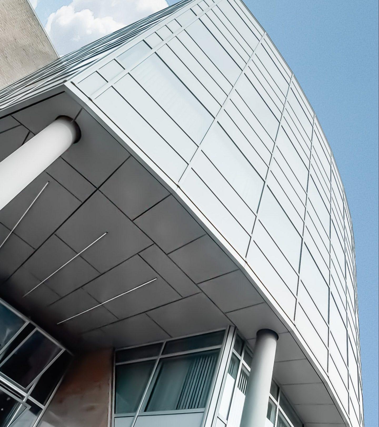 Uniceflaan Utrecht - Außenansicht Fassade