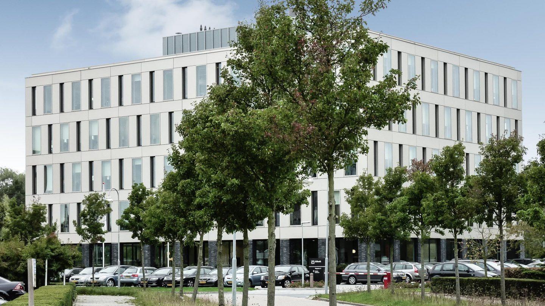 Wegalaan Hoofddorp - Außenansicht gesamtes Gebäude