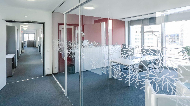 Wentzinger Hof Freiburg - Innenansicht Büroräume