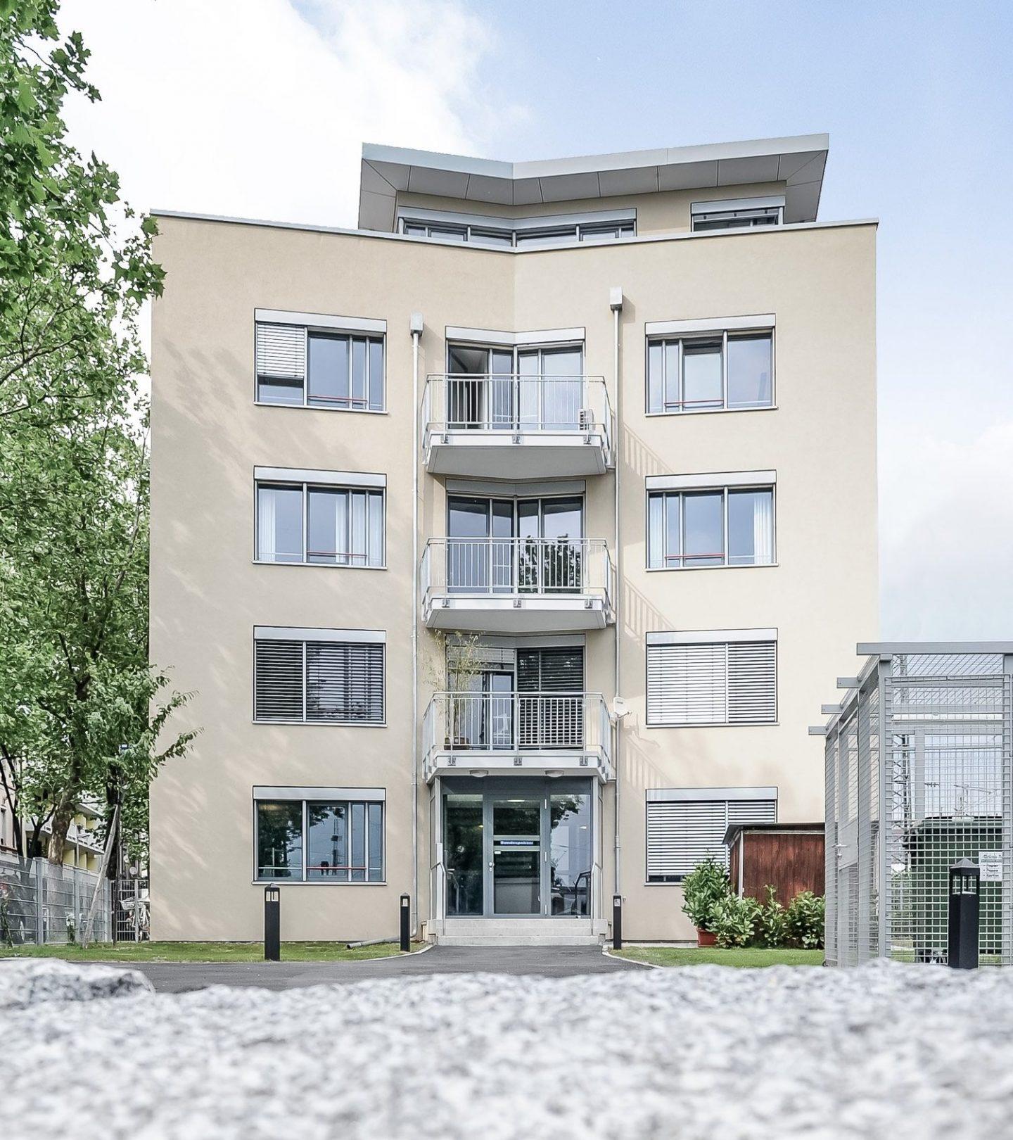 Wentzinger Hof Freiburg - Außenansicht