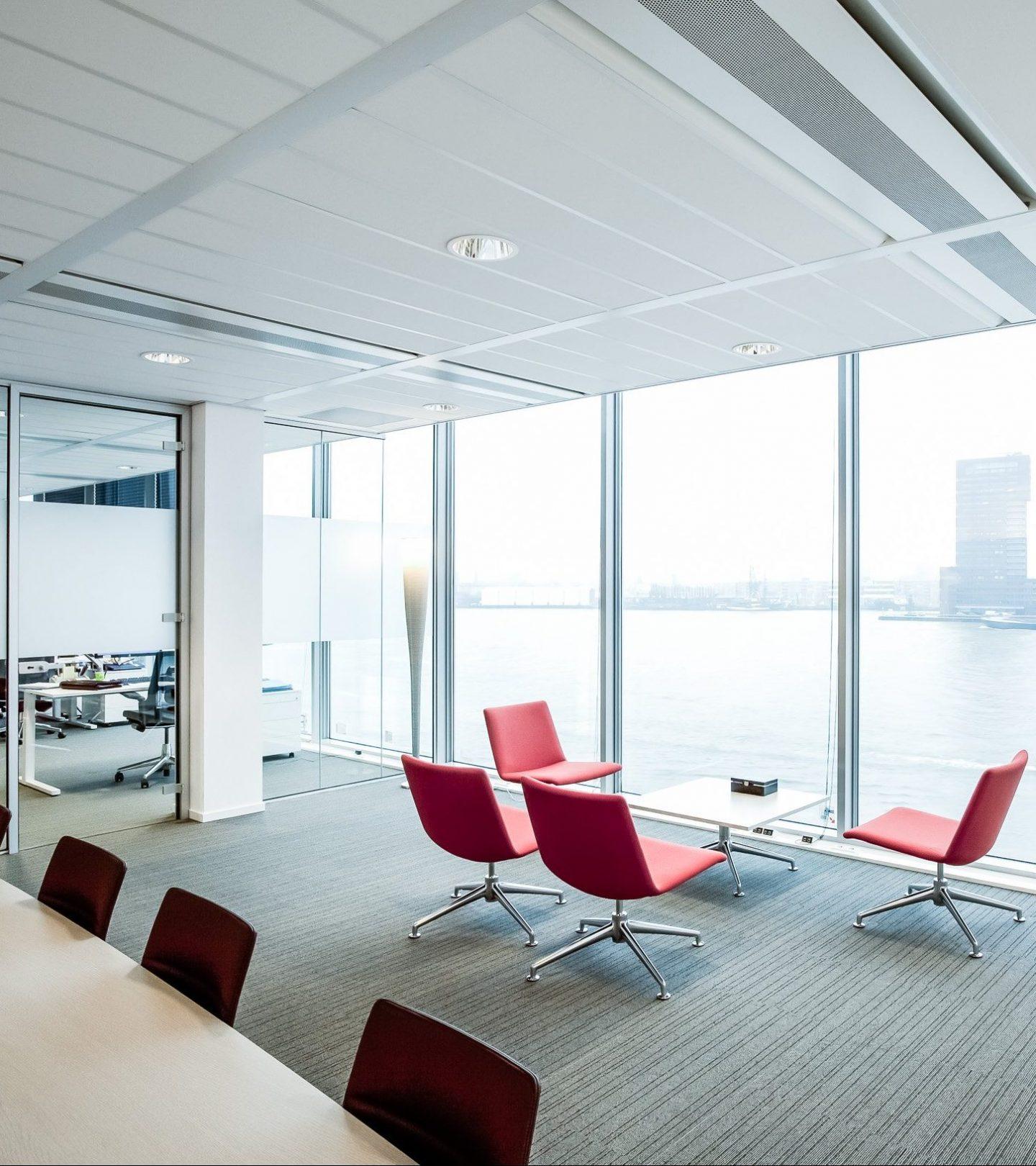 Willingestraat Rotterdam - Innenansicht Besprechungsraum
