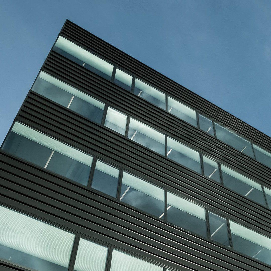 Willingestraat Rotterdam - Außenansicht Fassade