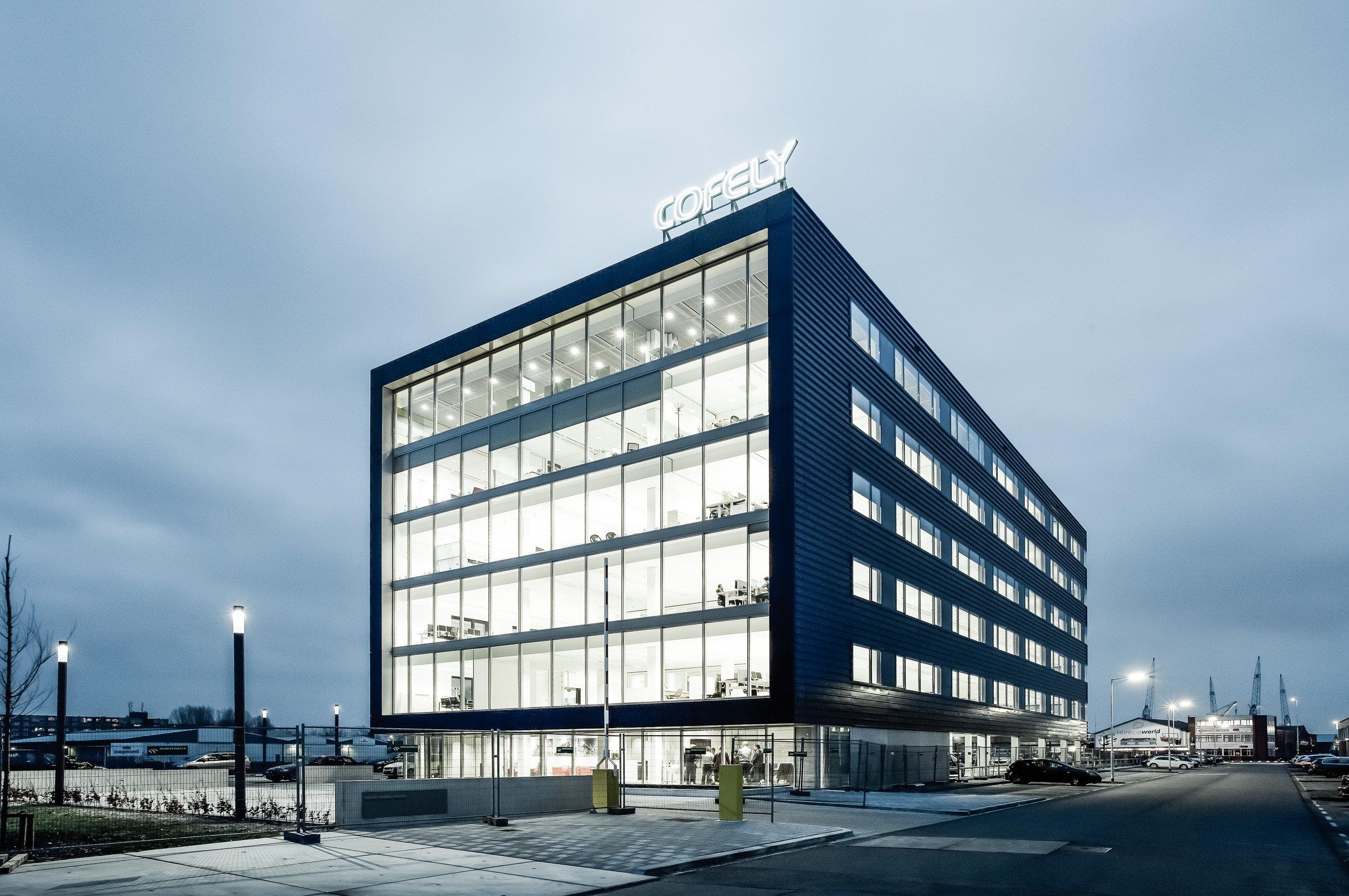 Willingestraat Rotterdam - Außenansicht gesamtes Gebäude