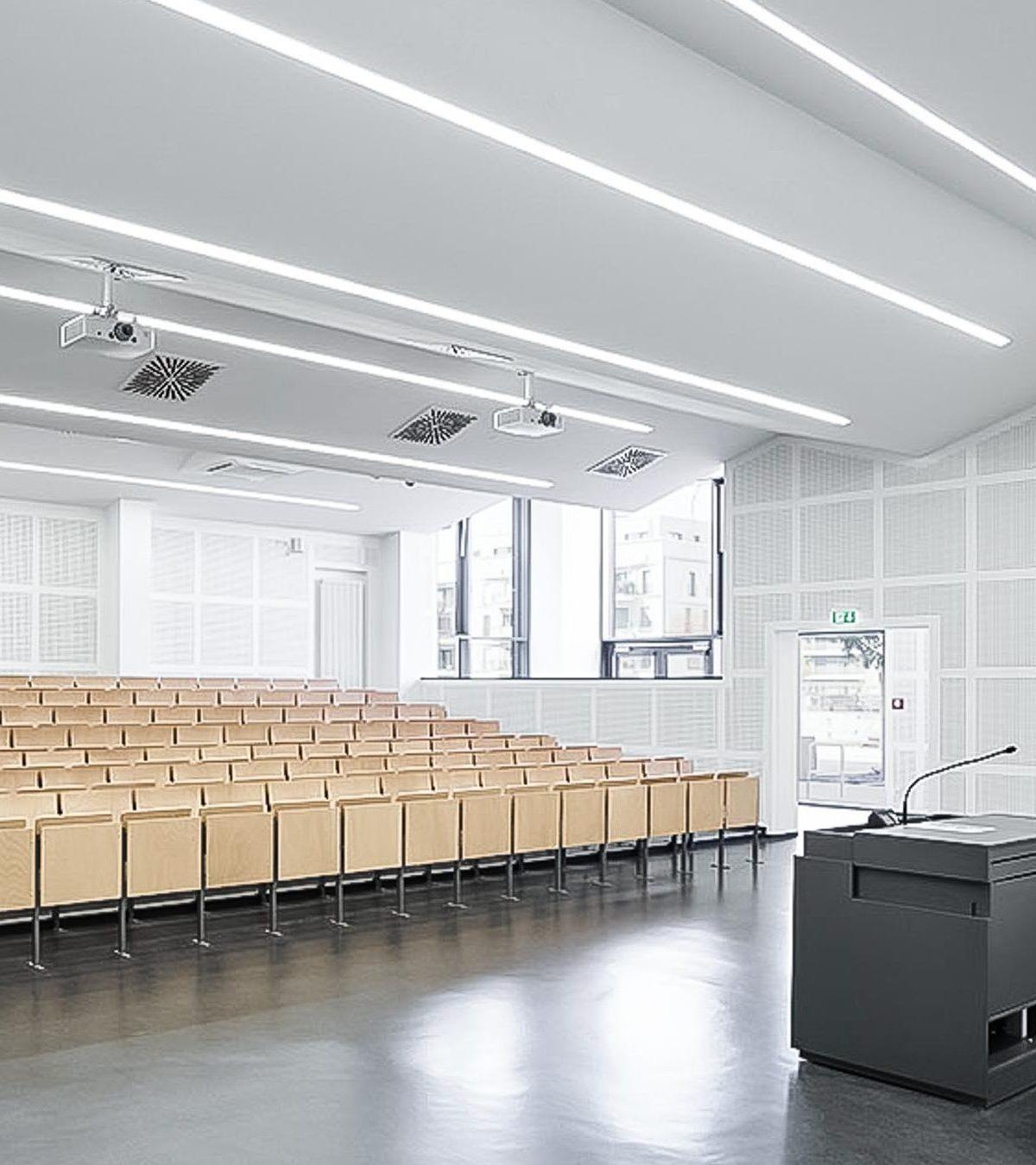 Universität Bamberg - Vorlesungssaal