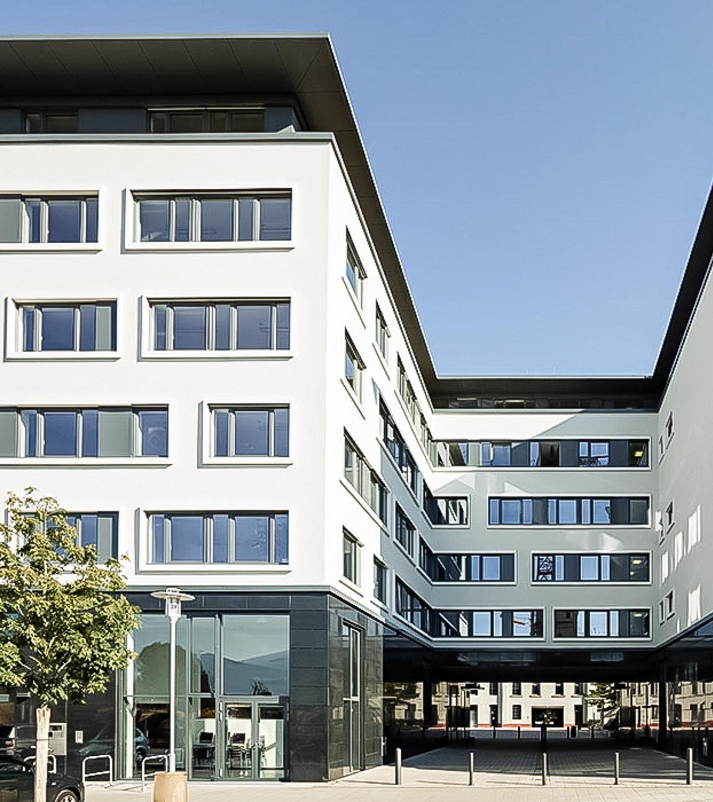 Universität Bamberg - Außenansicht