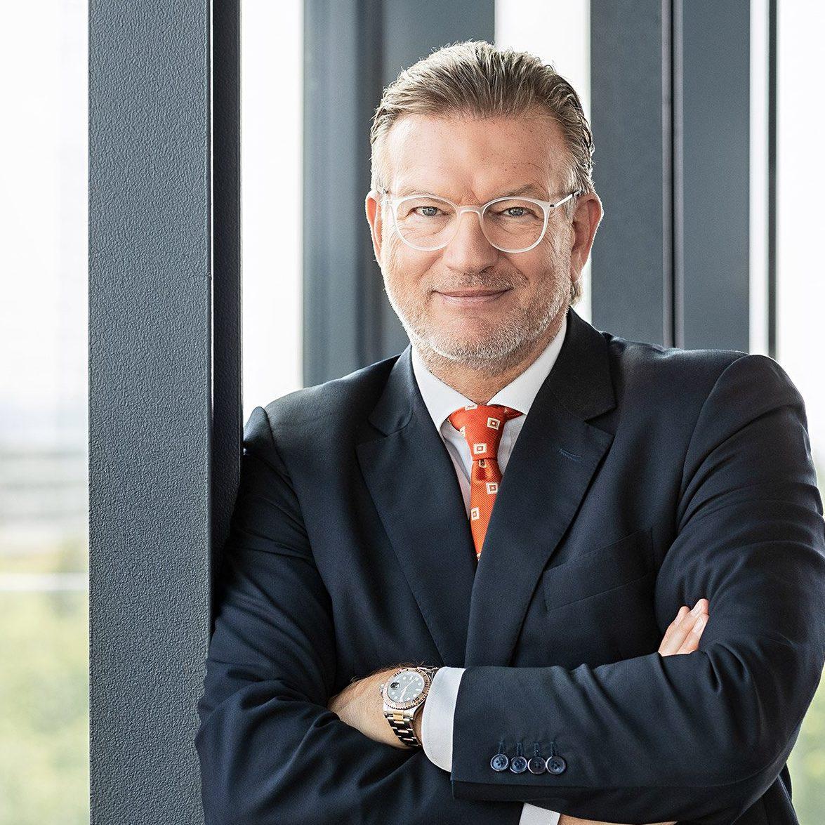 Thomas Böcher, Geschäftsführer der Paribus Holding, Paribus Immobilien Assetmanagement und Paribus Invest