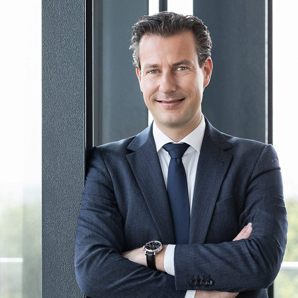 Mathijs, Geschäftsführer der Paribus Real Estate Management B.V.